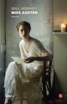 Miss Austen - Gill Hornby - copertina