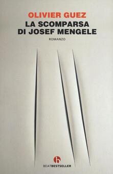 Ipabsantonioabatetrino.it La scomparsa di Josef Mengele Image