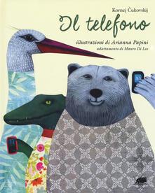 Antondemarirreguera.es Il telefono. Ediz. a colori Image