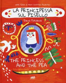Criticalwinenotav.it La principessa sul pisello-The princess and the pea. Ediz. a colori Image