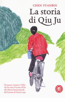 La storia di Qiu Ju - Yuanbin Chen - copertina