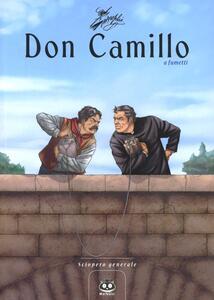 Sciopero generale. Don Camillo a fumetti. Vol. 4