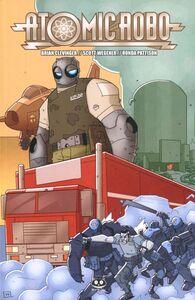 Atomic Robo e il fantasma della stazione X. Atomic Robo