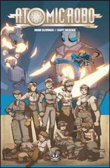 Atomic Robo. Vol. 7: Atomic Robo e le diavolesse volanti del Pacifico..pdf