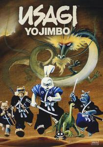 Usagi Yojimbo vol. 1-2