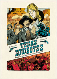 Texas cowboys. Vol. 2