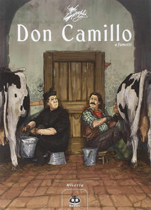 Grandtoureventi.it Miseria. Don Camillo a fumetti. Vol. 9 Image