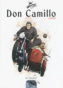 La volante. Don Camillo a fumetti. Vol. 10