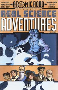 Libro Real science adventures. Atomic Robo. Vol. 2