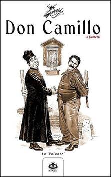 Librisulladiversita.it La volante. Don Camillo a fumetti. Ediz. variant. Vol. 10 Image