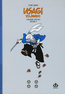 Usagi Yojimbo. Vol. 4