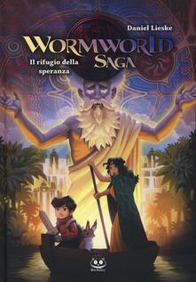 Winniearcher.com Il rifugio della speranza. Wormworld Saga. Vol. 2 Image