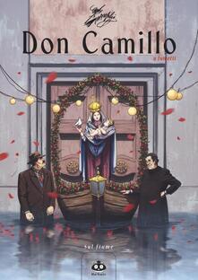 Radiospeed.it Sul fiume. Don Camillo a fumetti. Vol. 11 Image