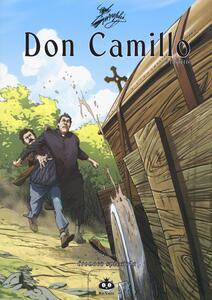 Cronaca spicciola. Don Camillo a fumetti. Vol. 12
