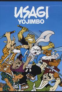 Usagi Yojimbo vol. 3-4