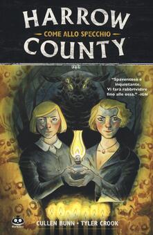 Warholgenova.it Harrow County. Vol. 2: Come allo specchio. Image