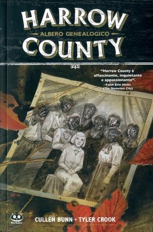 Harrow County. Vol. 4: Albero genealogico.