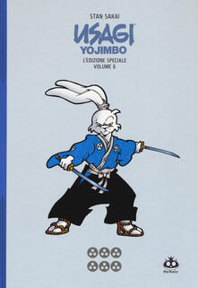 Ipabsantonioabatetrino.it Usagi Yojimbo. Vol. 6 Image