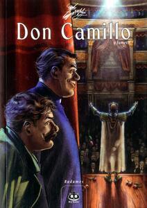 Radames. Don Camillo a fumetti