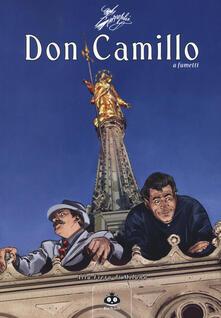 Promoartpalermo.it Alla fiera di Milano. Don Camillo a fumetti. Vol. 15 Image