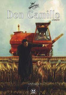Promoartpalermo.it Sabotaggio. Don Camillo a fumetti. Vol. 16 Image