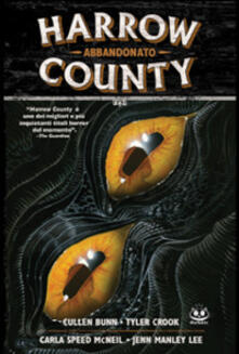 Amatigota.it Harrow County. Vol. 5: Abbandonato. Image