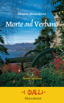 Morte sul Verbano - Marina Martorana - copertina