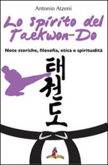 Equilibrifestival.it Lo spirito del Taekwon-Do Image