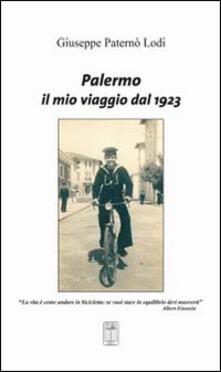 Palermo, la mia vita la mia città