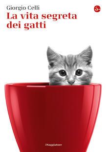 La vita segreta dei gatti - Giorgio Celli - ebook