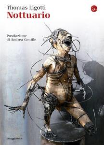 Nottuario - Thomas Ligotti,Luca Fusari - ebook