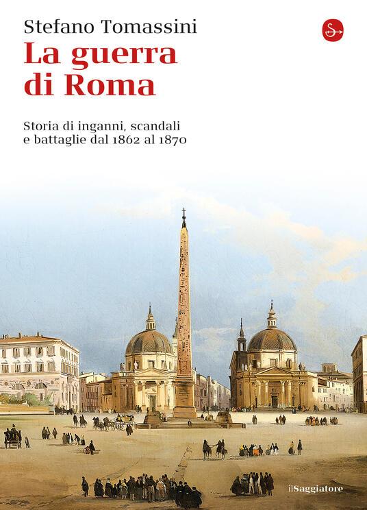 La guerra di Roma - Stefano Tomassini - ebook