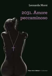 Nicocaradonna.it 2031. Amore peccaminoso Image