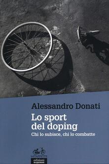 Voluntariadobaleares2014.es Lo sport del doping. Chi lo subisce, chi lo combatte Image