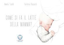 Museomemoriaeaccoglienza.it Come si fa il latte della mamma? Ediz. a colori Image