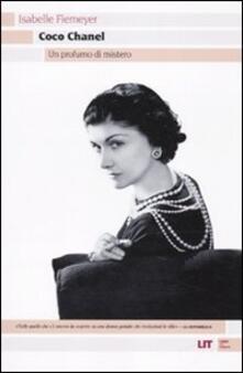 Coco Chanel. Un profumo di mistero - Isabelle Fiemeyer - copertina