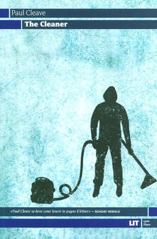 The cleaner - Paul Cleave - copertina