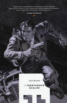 I trentanove scalini - John Buchan - copertina
