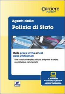 Capturtokyoedition.it Agenti della polizia di stato. Eserciziario. Con software di simulazione Image