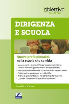 Lpgcsostenible.es Dirigenza e scuola. Nuove professionalità nella scuola che cambia Image