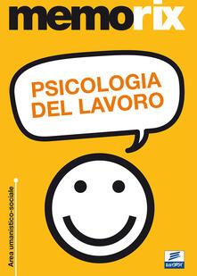 Criticalwinenotav.it Psicologia del lavoro Image