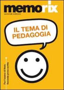 Grandtoureventi.it Il tema di pedagogia Image