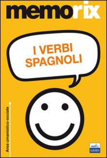 I verbi spagnoli - copertina