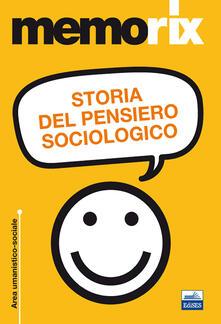 Daddyswing.es Storia del pensiero sociologico Image