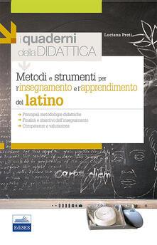 Nordestcaffeisola.it Metodi e strumenti per l'insegnamento e l'apprendimento del latino Image
