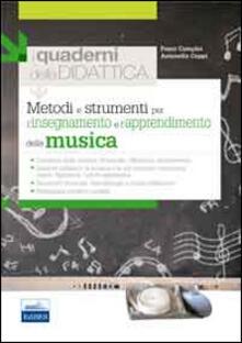 Premioquesti.it Metodi e strumenti per l'insegnamento e l'apprendimento della musica Image