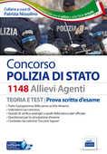 Libro Concorso 1148 allievi agenti polizia di Stato. Manuale. Teoria e test. Prova scritta d'esame. Con aggiornamento online