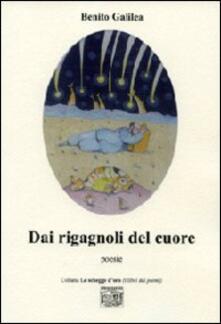 Dai rigagnoli del cuore - Benito Galilea - copertina