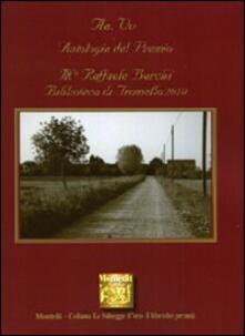 Antologia del premio letterario Maestro Raffaele Burchi. Biblioteca di Tromello 2006 - copertina