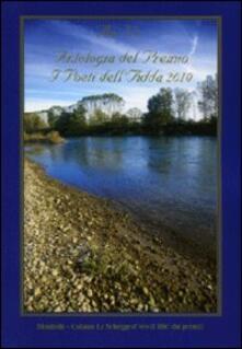 Antologia del Premio letterario Poeti dell'Adda 2010 - copertina